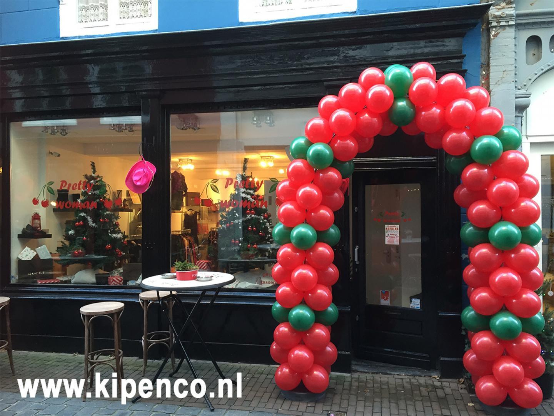 ballonnen winkel opening