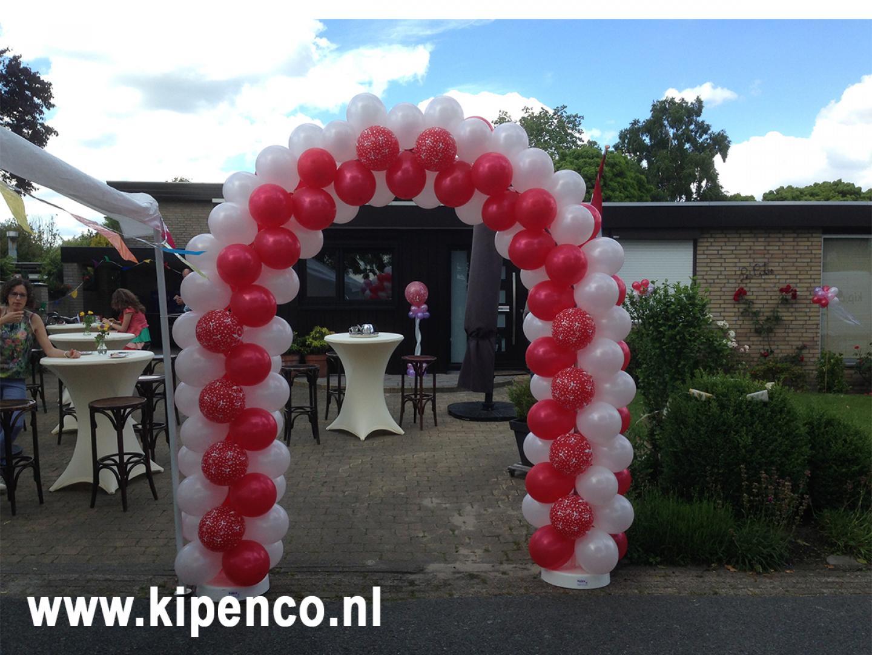 printballon 40 huwelijk