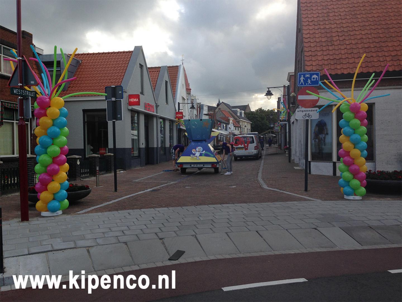 decoratie festival kinderfeest ballon