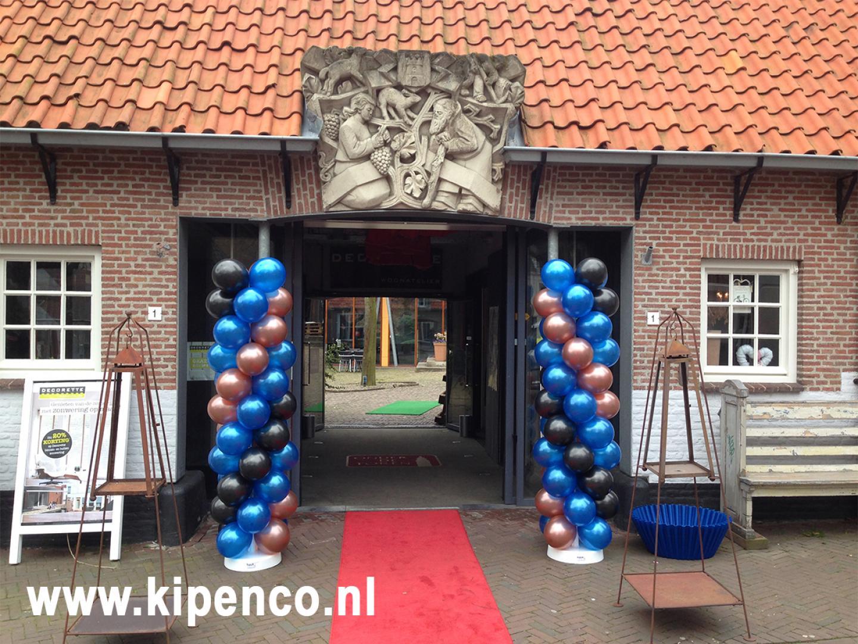 ballon middelburg opening