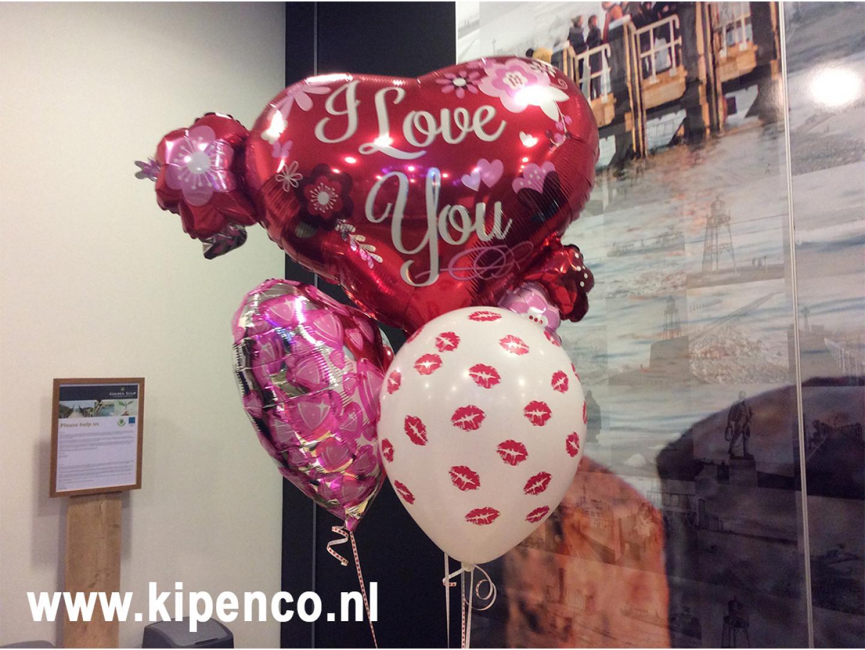 valentijn ballon helium