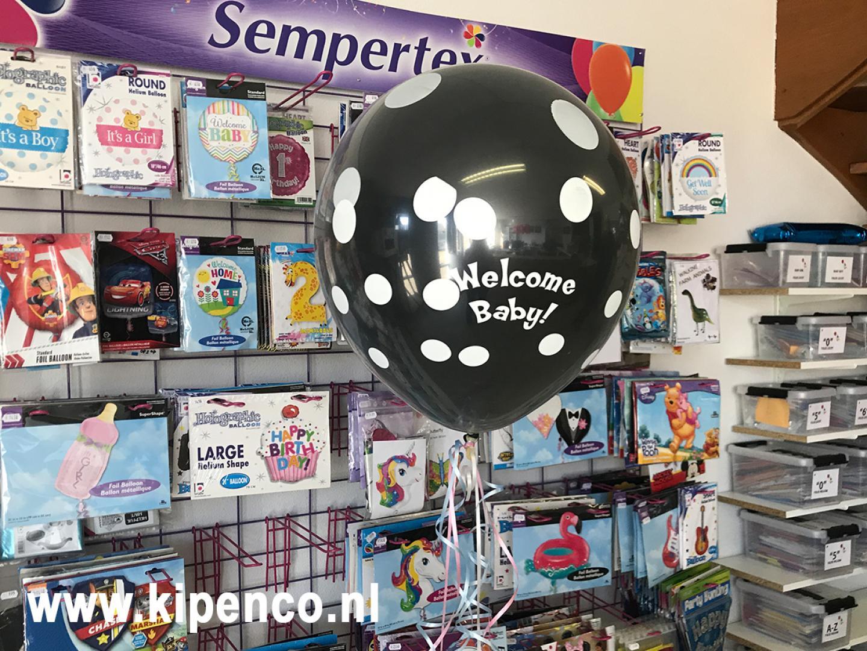 genderreveal ballon baby