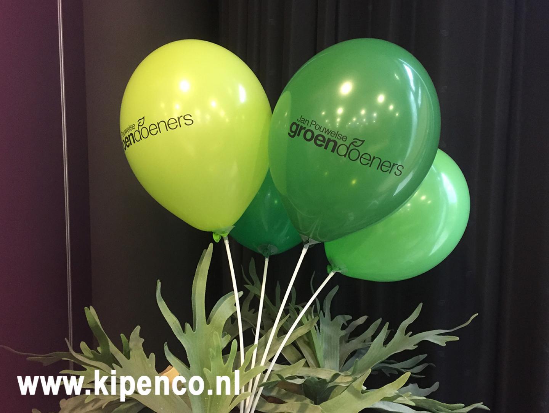 bedruk ballon reclame