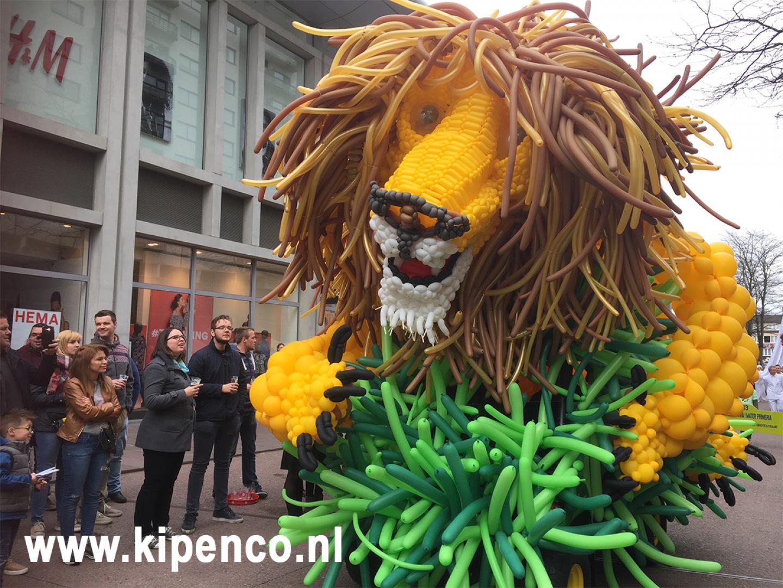 balloon design leeuw