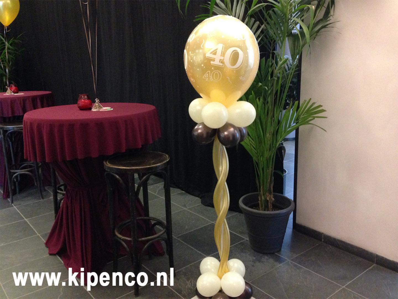 staande ballon verjaardag