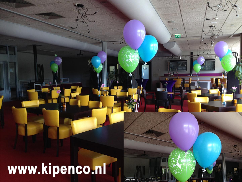 feest ballonnen helium