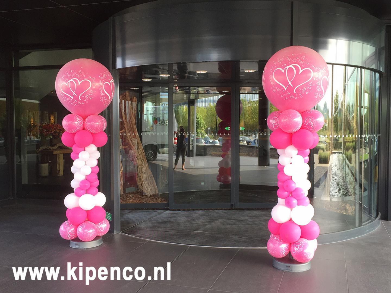 feest hotel huwelijk ballonnen