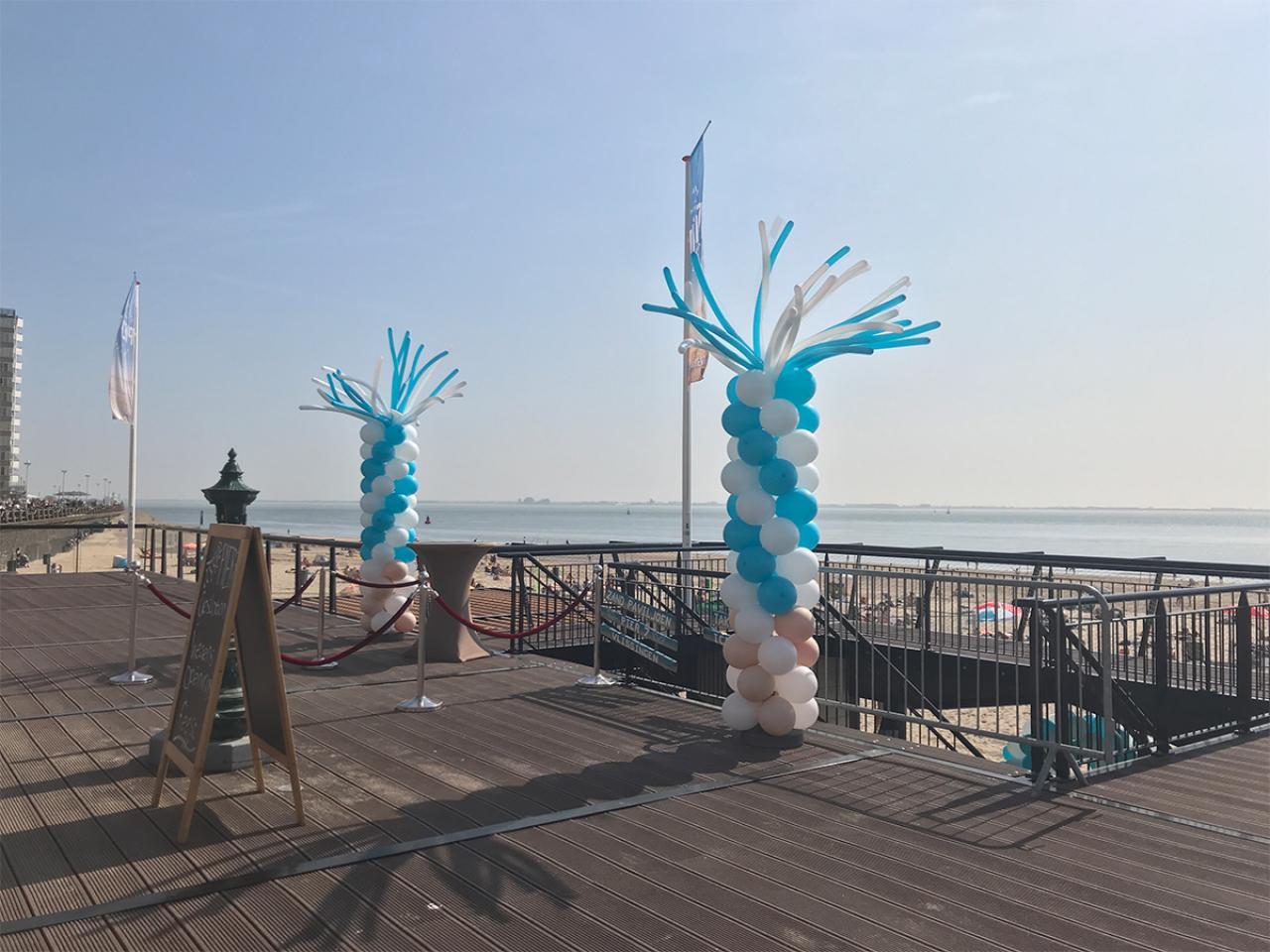 strand zee feest